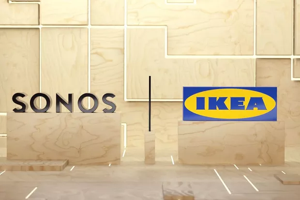 Sonos and IKEA partnership