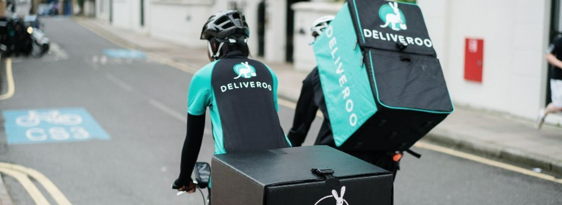 Deliveroo: Attest delivers