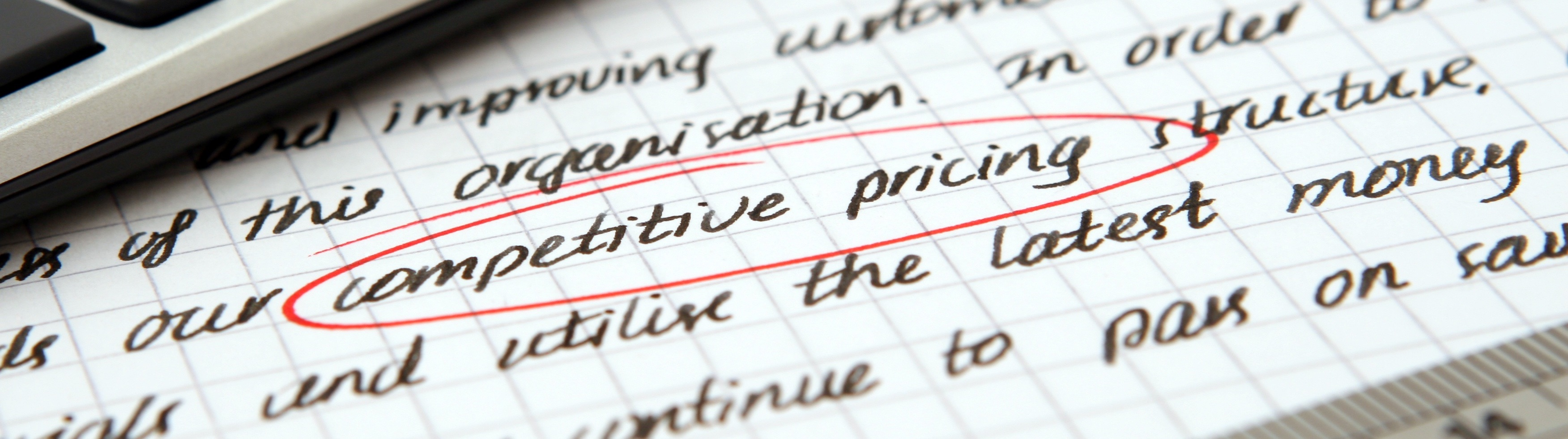 A Pricing Survey Template for Optimal Profits