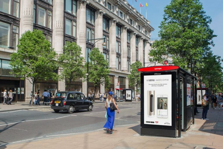 JCDecaux Talks Creative Impact & Successful Campaign Planning
