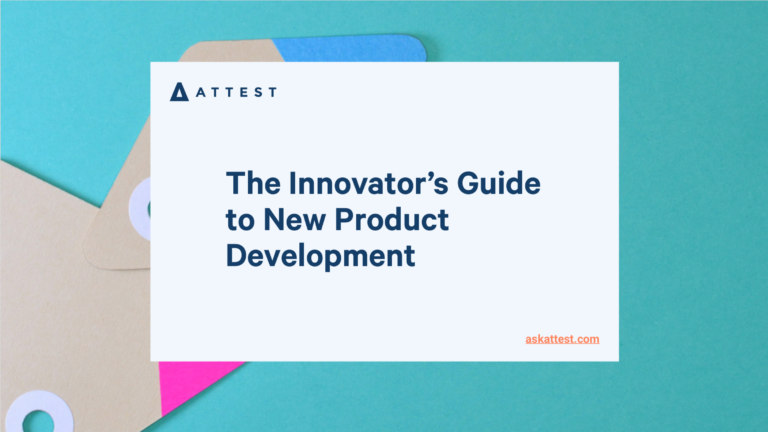 The Innovator's Guide to New Product Development