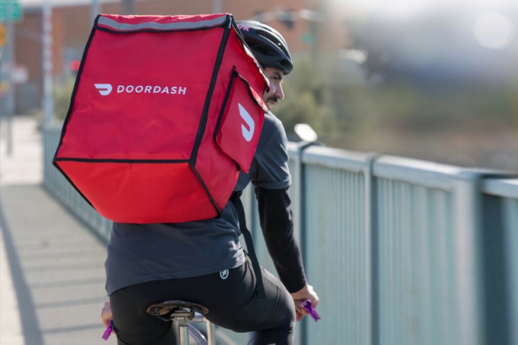 DoorDash Dasher