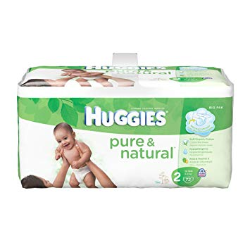 Huggies pure and natural