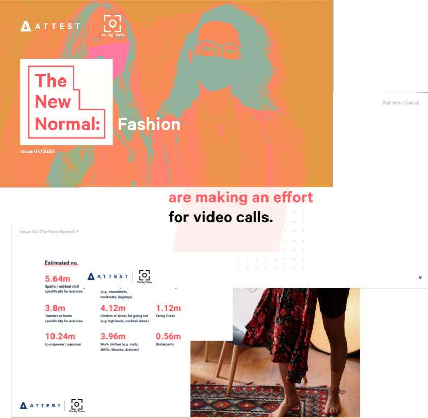 The New Normal: Fashion