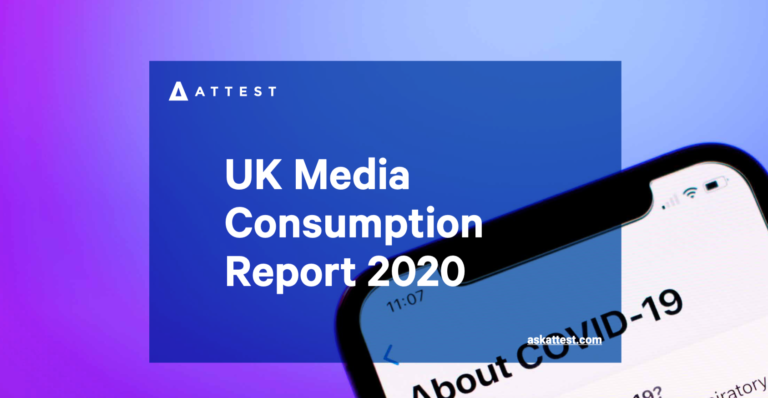 UK Media Consumption Report 2020