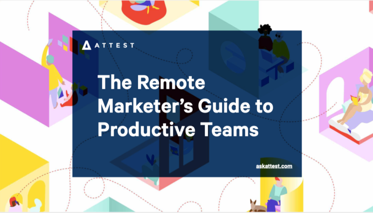 The Remote Marketer's Guide to Productive Teams