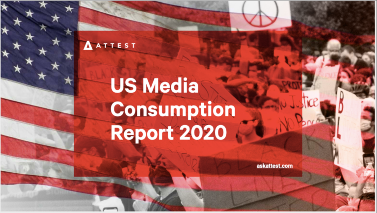 US Media Consumption Report 2020