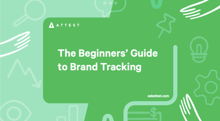 The Beginners' Guide to Brand Tracking