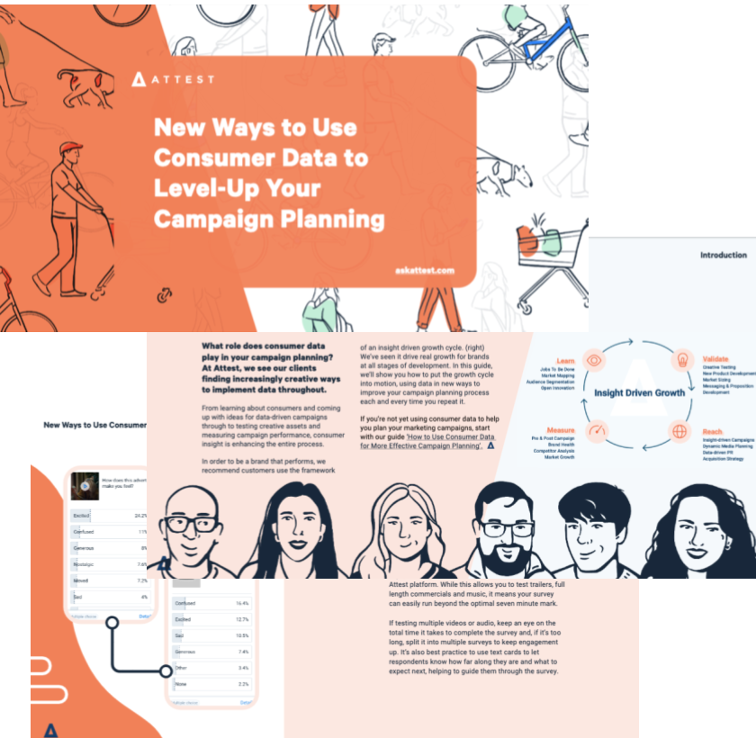New ways to Use Consumer Data to Level-Up Your Campaign Planning