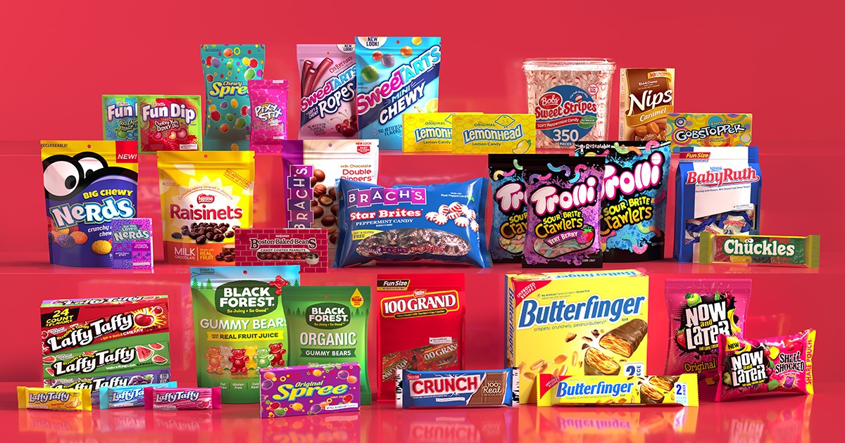 The Ferrara Candy Company Brand Growth Strategy: Mining data sources