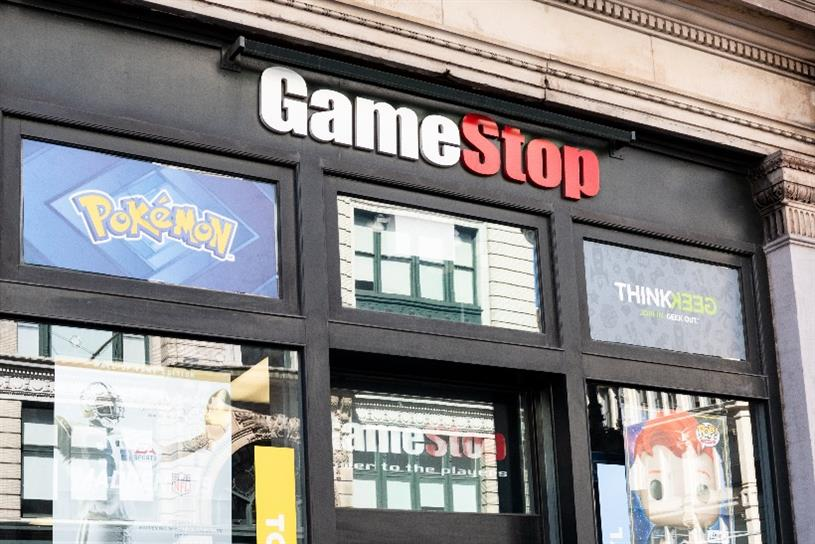 GameStop Brand Growth Strategy: Investing in bricks and mortar