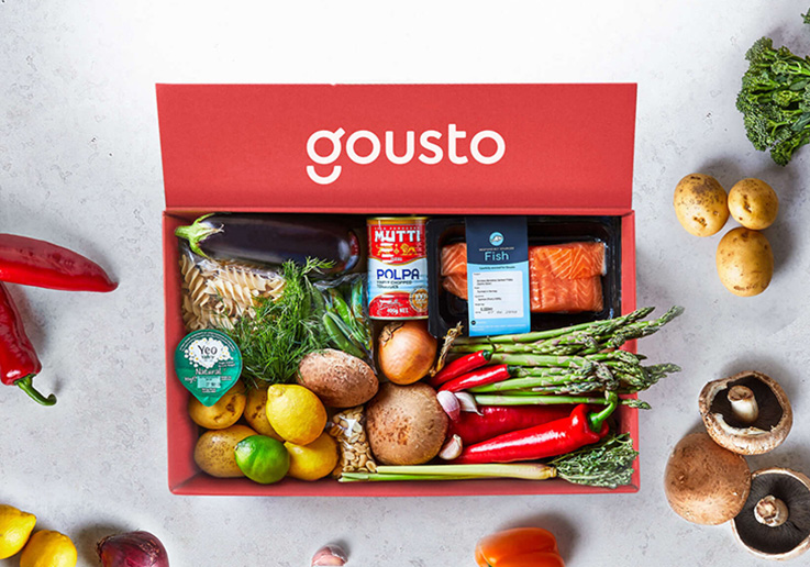 How Gousto Evolved its Brand to Be Truly 'Inspirational'
