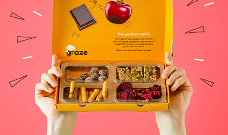 Graze Brand Growth Strategy: Adding a distribution channel