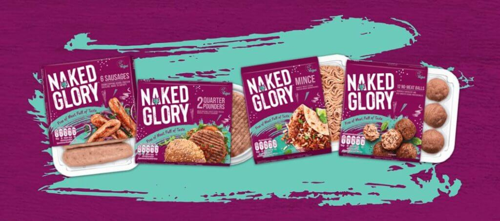meatless meat naked glory
