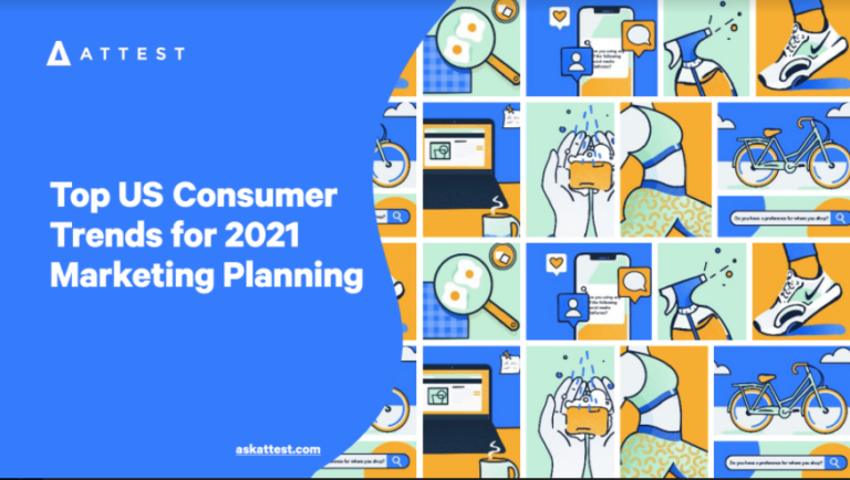 Top US Consumer Trends for 2021 Marketing Planning