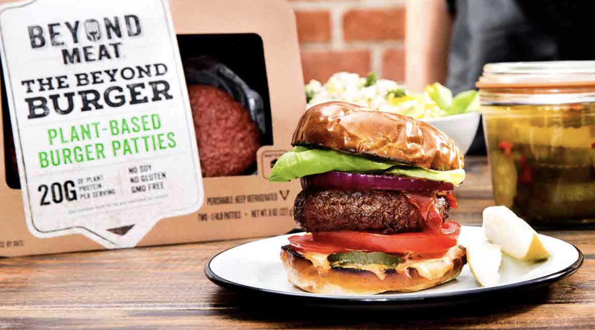 Meatless Meat: Which Brand is Winning Share of Mind in the UK?