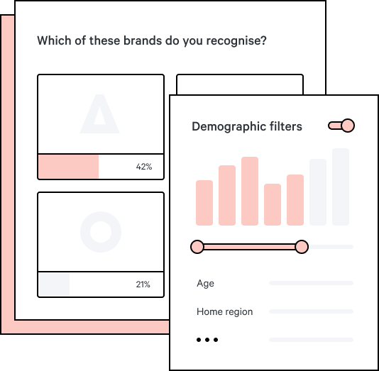 brand tracking survey question