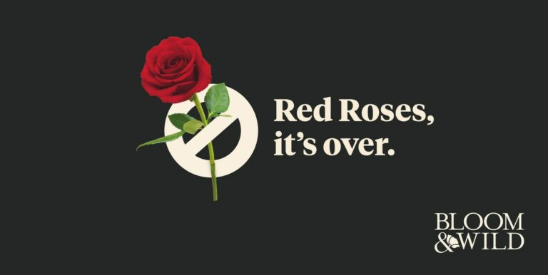 Red roses are a cliche – the customer insight that gave Bloom & Wild their most successful Valentine's Day