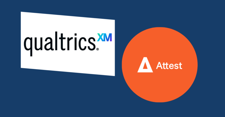 The best Qualtrics alternative for marketers